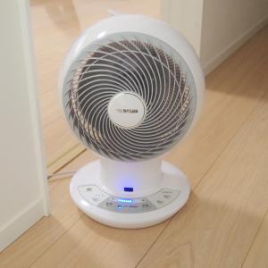 アイリスオーヤマ サーキュレーター アイ PCF-SDC18T購入しました。中古の一条工務店のi-smart(アイスマート)でエアコン1台全館冷房。