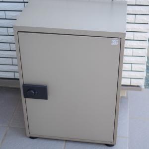 新しい宅配ボックスを購入しました。 中古の一条工務店のi-smart(アイスマート)