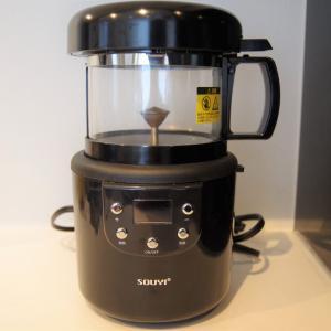 Makake「SOUYI 本格焙煎 コンパクトコーヒー焙煎機」使用して1ヶ月のレビュー