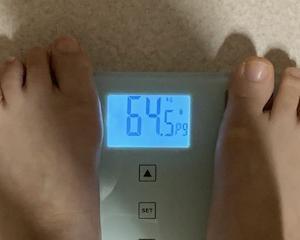64,5kg 増えた~