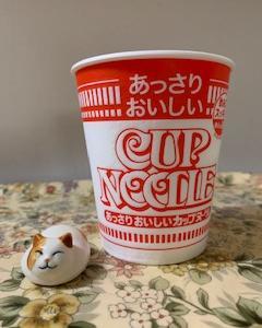 どうしても食べたいカップ麺