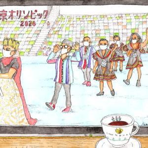 色塗りできた。 オリンピック開会式(アンゴラ)