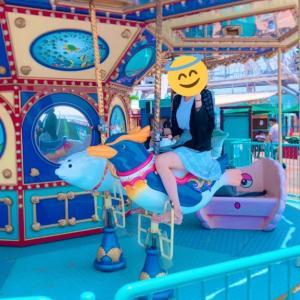 【山口】下関に渡って海の幸を食べたり遊園地で大はしゃぎ!