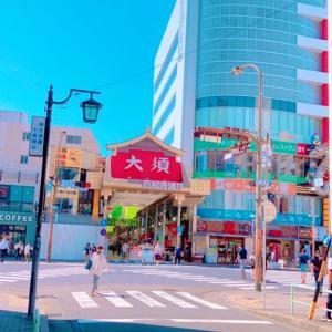 【愛知】カラフルな商店街、大須商店街でお買い物!