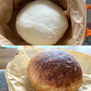 ステイホームの楽しみ3<パン作り>