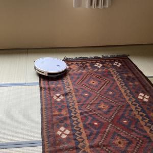 アラフィフ、セカンドハウスをしつらえるー商品レビュー2:ロボット掃除機eufyとセサミ3