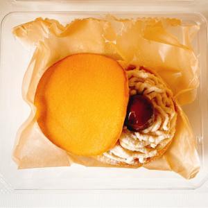 【まるでパンケーキ】新宿中村屋のモンブランどら焼き
