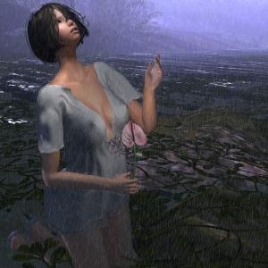 Forgive me to be rainy