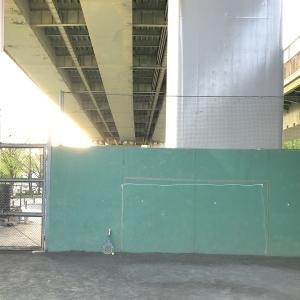 チャンス・ストリート:高架下
