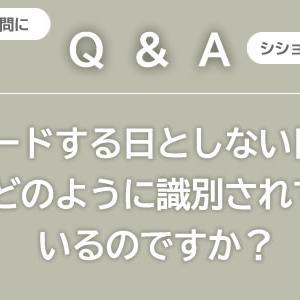 【Q & A】トレードしない日はどんな日?