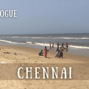 【インド旅行記#001】チェンナイ&マハーバリプラム Day1 チェンナイ観光&サーフィン