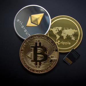 Bitcoin40,000ドル回復!ビットコイン,イーサリアム,リップル、仮想通貨チャート分析