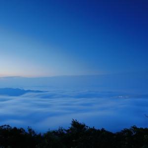 雲海シーズン始まる