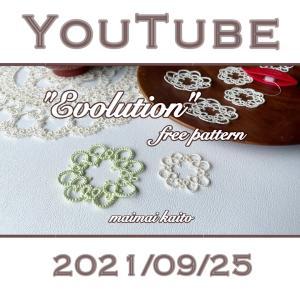 □ YouTube公開「エボリューション」