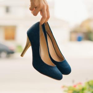 足にピッタリの靴が縁を運んでくれる