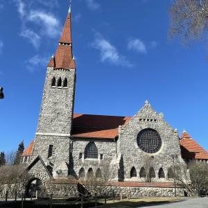 タンペレのおすすめ観光スポット タンペレ大聖堂 行ってみたよ