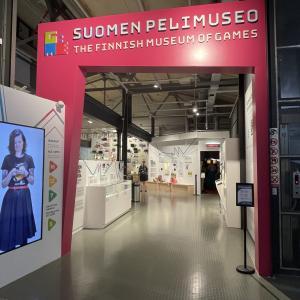 フィンランドゲーム博物館、フィンランドホッケー博物館、他にもたくさんの博物館 行ってみたよ