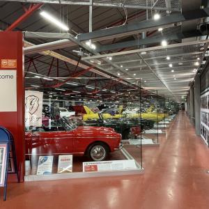 タンペレ近郊のおすすめ博物館 Mobilia(自動車交通博物館モビリア) 行ってみたよ その2