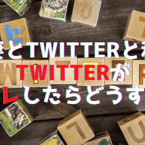 妻とTwitterと私、Twitterが垢バレたらどうするか