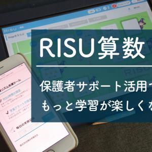 RISU算数5-6か月目レビュー 保護者向けサポート活用で子どもの力を最大限伸ばそう
