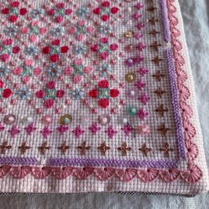 夏休み におすすめ! 親子で作れる 刺繍 キット