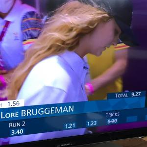 ベルギー選手