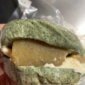 パンタイムの栗蒸バター実食