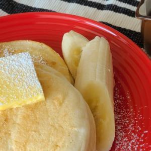 【オーケーストア】リコッタチーズのパンケーキ