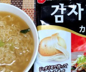 【オーケー/業スー】韓国カムジャ麺