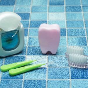 歯磨き フロス 順番