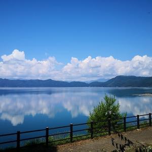 朝駆け田沢湖ツーリング