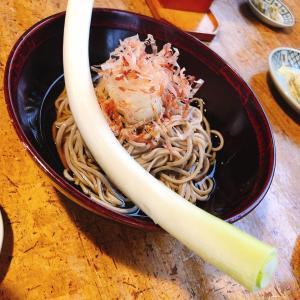 【福島名物グルメ】本当の話!ねぎでそばを食うでありんすか!?