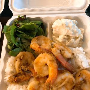 【コロナ明けにしたい】ハワイ旅行でガーリックシュリンプを食べまくり!サムズキッチンへ