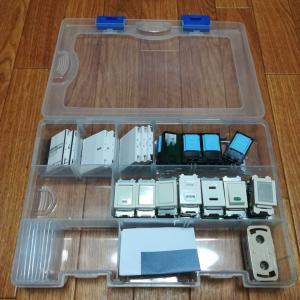 工具箱の整理 電気工事と水道工事