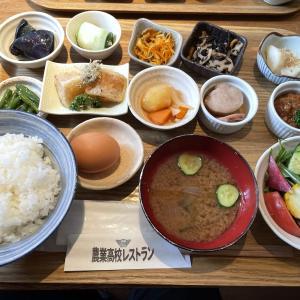 農業高校レストラン @JR神戸駅前