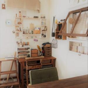 雑貨好きからシンプルな空間へ。