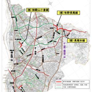 【枚方市】令和3年9月議会 一般質問 4.都市計画道路整備の状況について