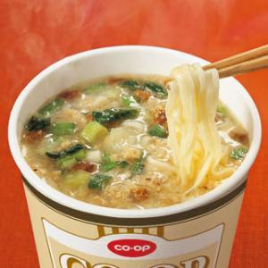 コープヌードル白ごま担々麺