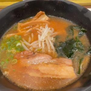 うまかラーメン(みそ)|butaラーメン(大阪市北区)|大阪ラーメン