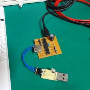 Interface 12月号 実験ボードの作成