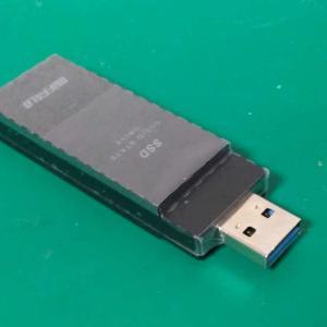 SSD-PUT250U3-B/Nの購入とテレビ録画について
