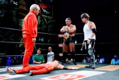 【ドラゴンゲート】拳王がDGのリングに登場し、ツインゲート挑戦へ!