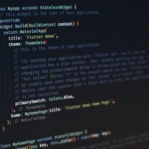 【スマホアプリ開発】Flutterをサイトに組み込む方法