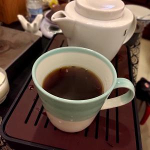 お茶の渋味