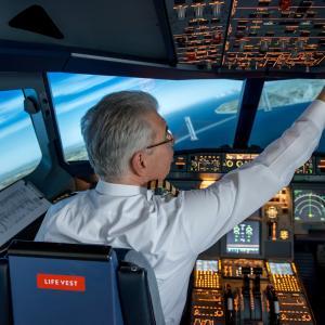 エアラインパイロットに転職した話 2021.9.17(FRI)