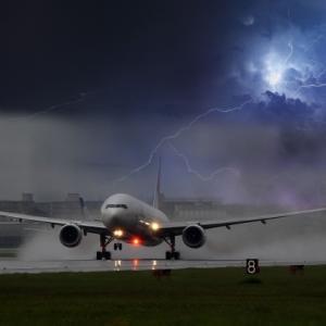 進入中のルート上の雷が凄かった話(日記) 2021.9.24(FRI)
