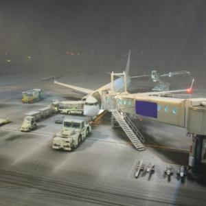 機内アナウンス⑤出発時の遅れ 2021.9.25(SAT)