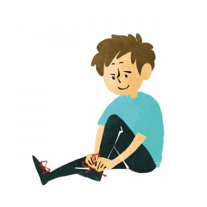 【悲報】ワイ靴ひも結べないマン、精神科いったらADHDと診断される