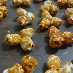 キャラメルポップコーン(粘土レシピ)