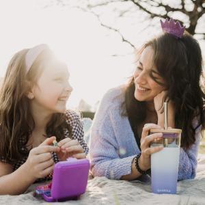 親子で大好きサマンサモスモス♡13歳の娘のワードローブとコーデをご紹介♩